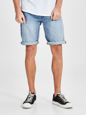 JJIRICK JJORIGINAL SHORTS AM 106 STS DENIMSHORTS