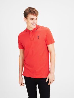 POP COLOUR POLOSHIRT