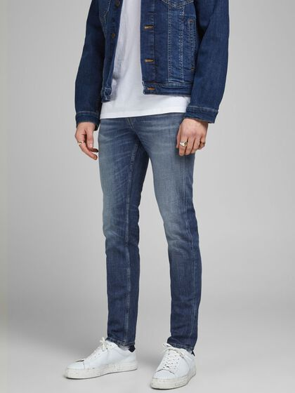 TIM VINTAGE CJ 336 JEANS À COUPE SLIM/STRAIGHT