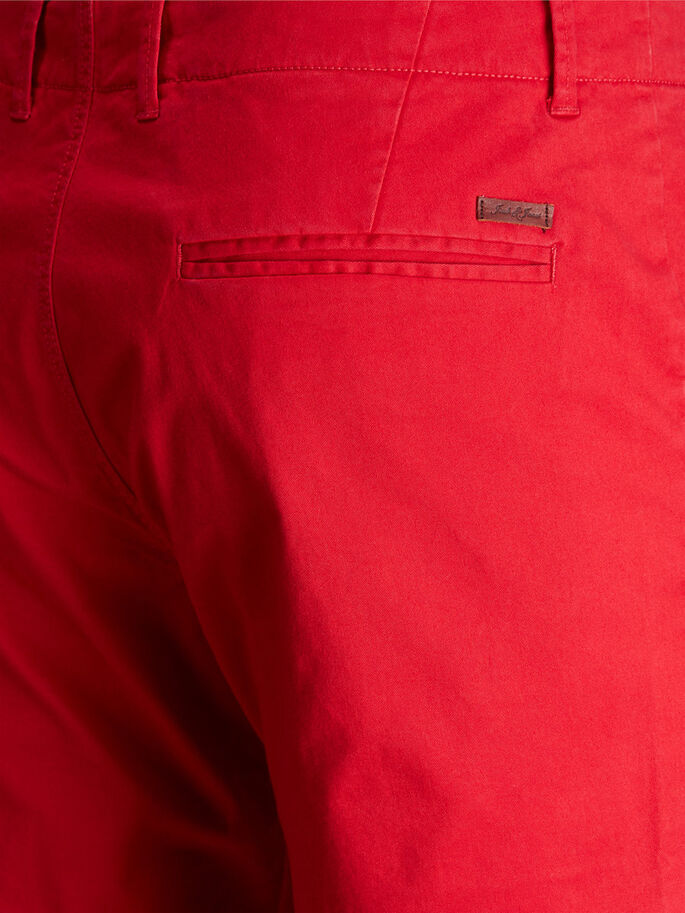 MARCO ENZO WW 420 CHINO, Racing Red, large