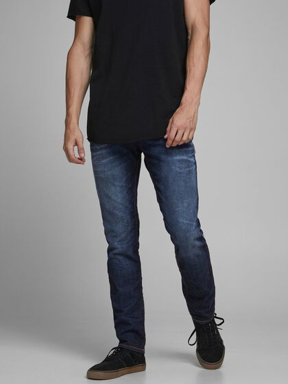TIM ORIGINAL JOS 719 JEANS À COUPE SLIM/STRAIGHT