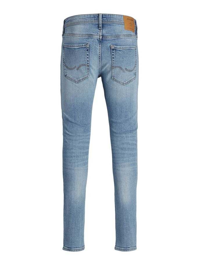 LIAM ORIGINAL NA 422 SKINNY JEANS, Blue Denim, large