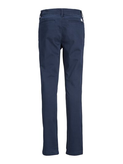ad16e210f38 JACK & JONES BOYS SLIM FIT CHINOS