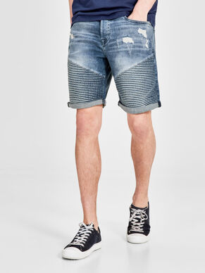 RYDER JOS 465 SHORTS IN DENIM