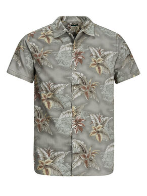 ALOHA SHORT SLEEVED SHIRT
