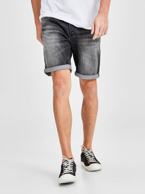 RICK DASH GE 785 SHORTS IN DENIM