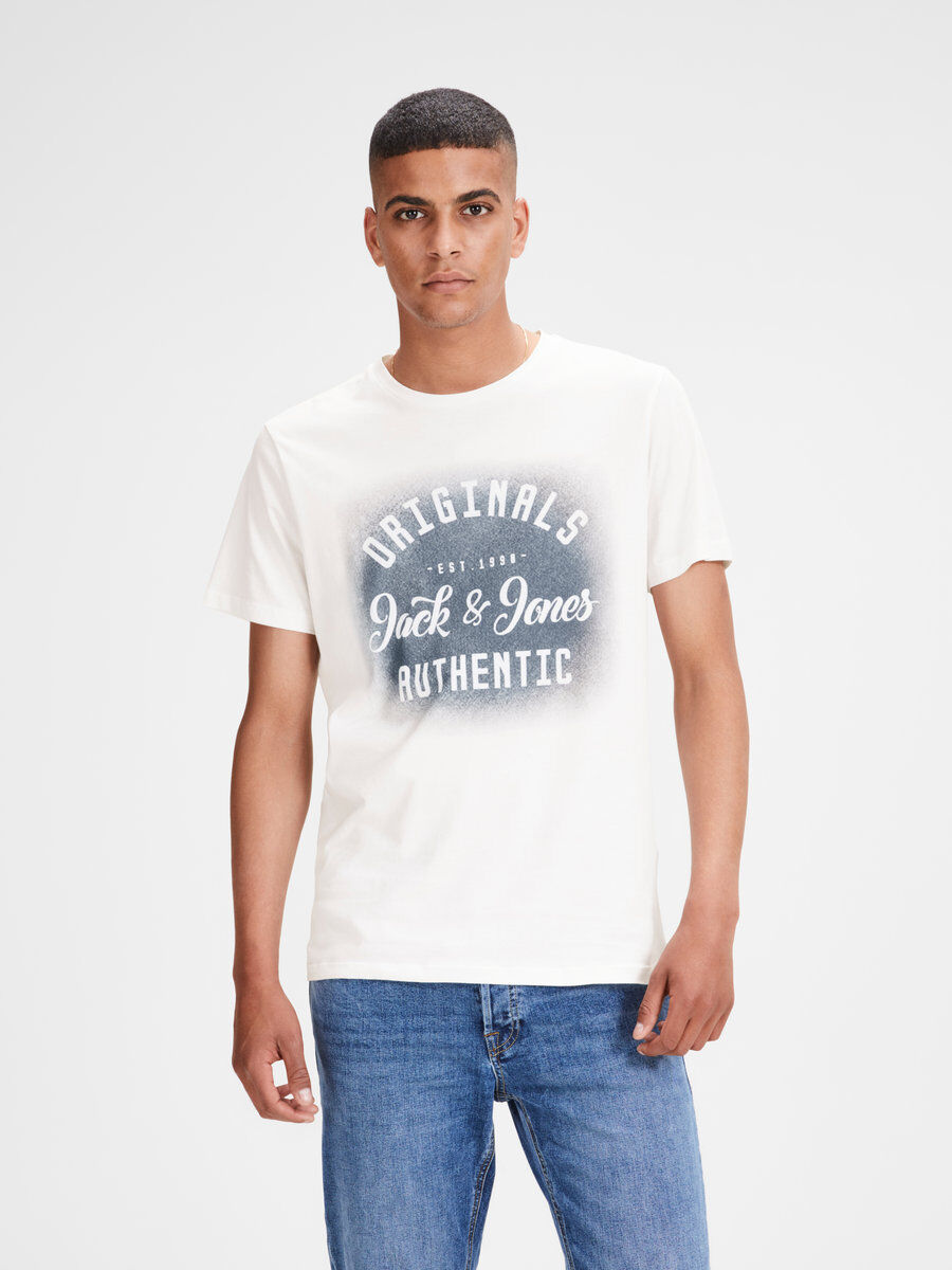 Buy Cheap Purchase Designer Originals T-Shirt With Day Off Print - Tap shoe Jack & Jones Free Shipping Sast hKwB4tk1s