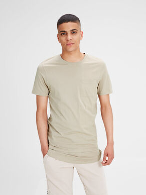 ENFÄRGAD REGULAR FIT T-SHIRT