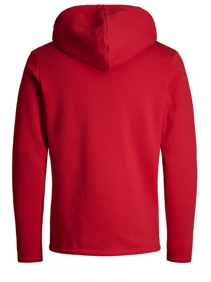 IMPRIMÉ SWEAT-SHIRT, Chinese Red, large