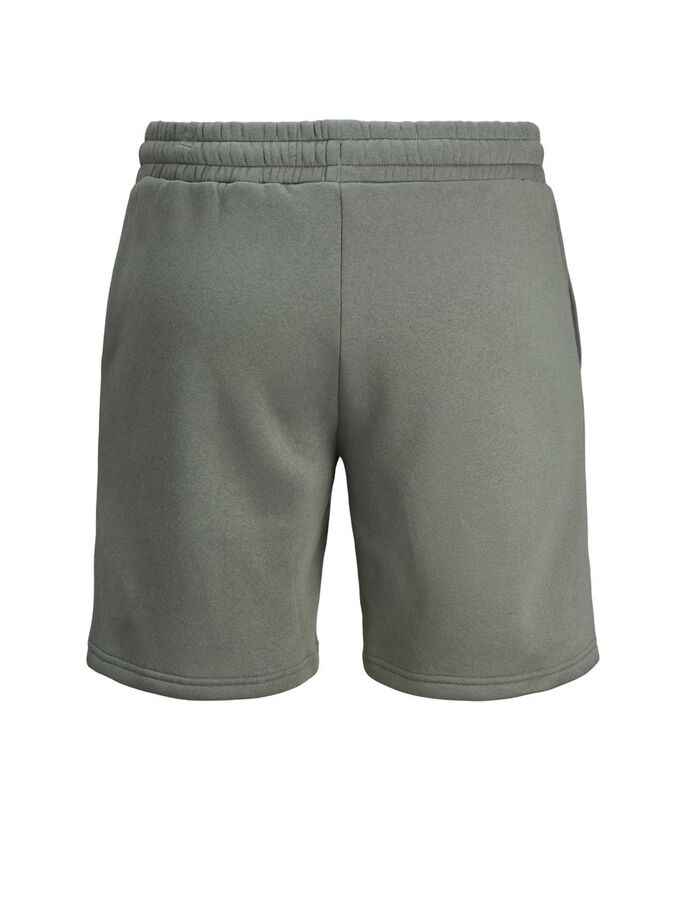 NEW SOFT SWEATSHORTS, Sedona Sage, large