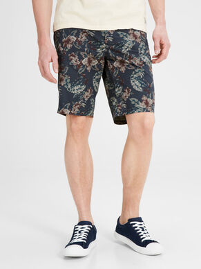 UNI WW PRINT SHORTS CHINOS