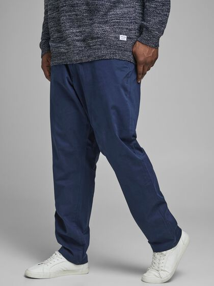 MARCO PLUS SIZE CHINOS