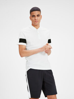 LONGER LENGTH POLO SHIRT