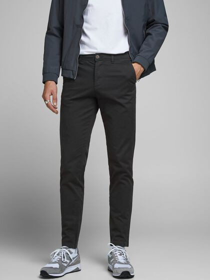 MARCO BOWIE SLIM FIT CHINOS