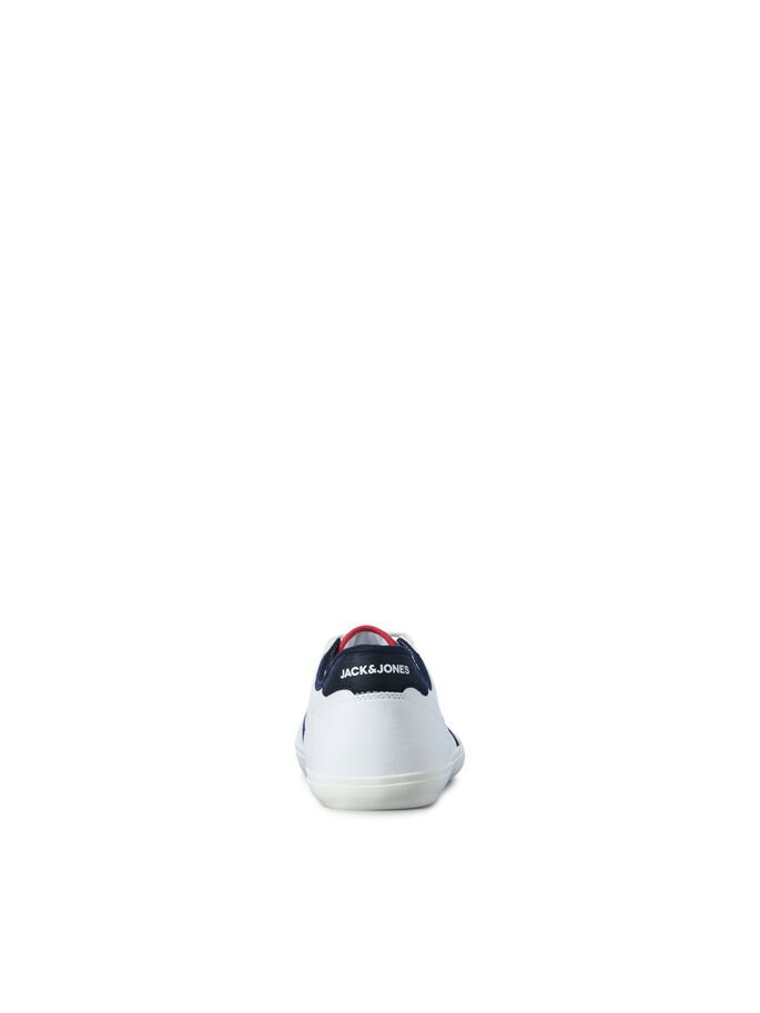 CANVAS SNEAKERS, White, large