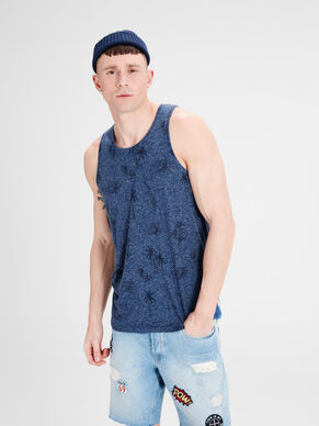 ALL-OVER-PRINT TANKTOP