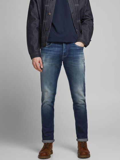GLENN ROYAL R252 RDD SLIM FIT JEANS