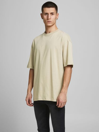 BOXY FIT BOMULDS T-SHIRT