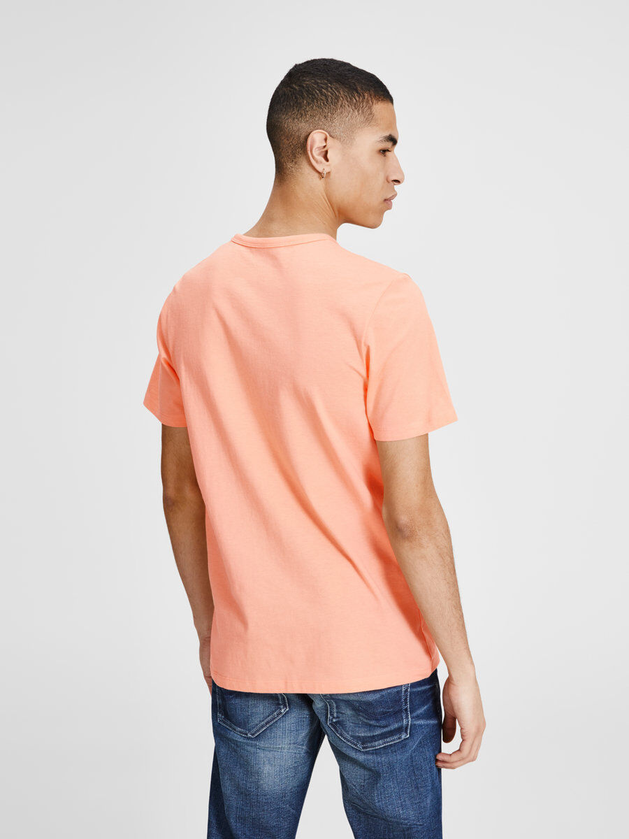 Best Seller Originals Neon T-Shirt - Neon peach Jack & Jones Genuine Sale Online Shopping Online With Mastercard Outlet New Styles Free Shipping Amazing Price QEsaKBbgvA