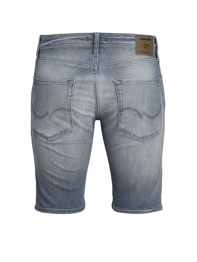 RICK ORIGINAL SHORTS EN JEAN, Blue Denim, large