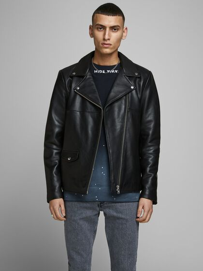 HYPER LEATHER JACKET