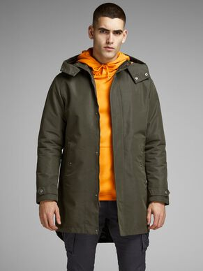 Mens Winter Parka   Waterproof   JACK   JONES 2148588d46