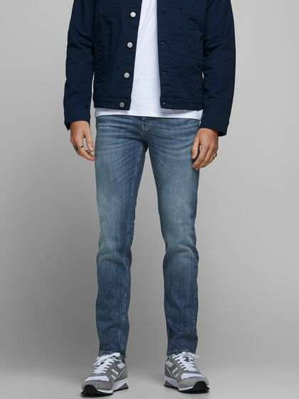 TIM ORIGINAL JJ 255 JEANS À COUPE SLIM/STRAIGHT