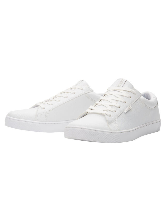 CLÁSICAS ZAPATILLAS, Bright White, large