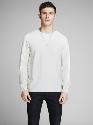 Trui Met Overhemd Heren.Truien Voor Heren Pullovers Jumpers Jack Jones