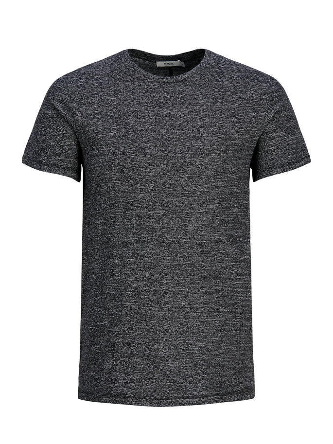 ON-TREND T-SHIRT, Black, large