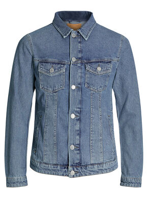 JJIALVIN JJJACKET JOS 299 NOOS GIACCA IN DENIM