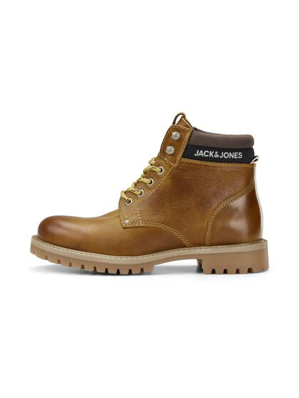 BOYS LEATHER BOOTS