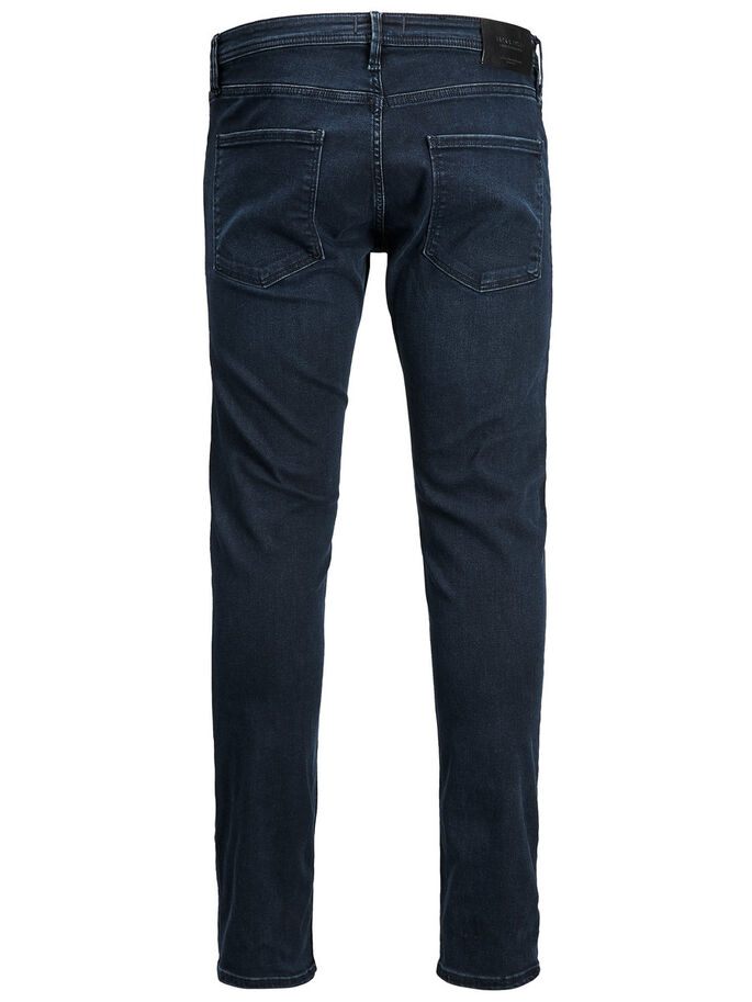 GLENN FELIX AM 458 PCW SPS JEAN SLIM, Black Denim, large