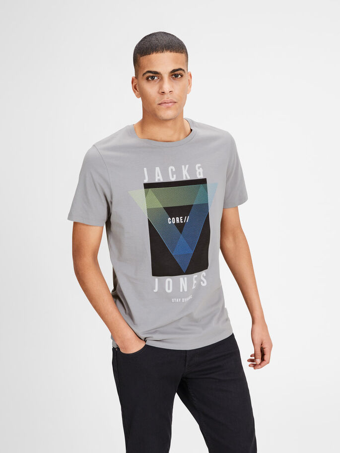 GRAPHIC T-SHIRT, Monument, large