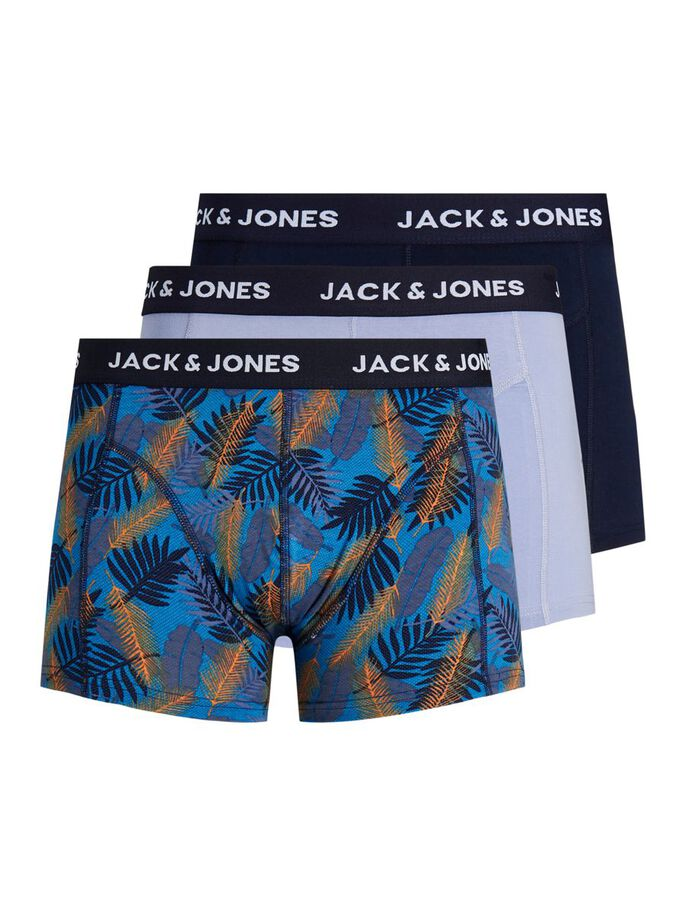 3-PACK TRUNKS, Black Iris, large