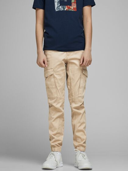 JUNGS TAPERED FIT CARGOHOSE