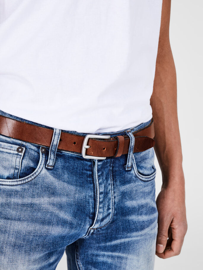 db0566478 Leather belt