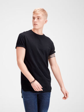 PLUS LONG T-SHIRT