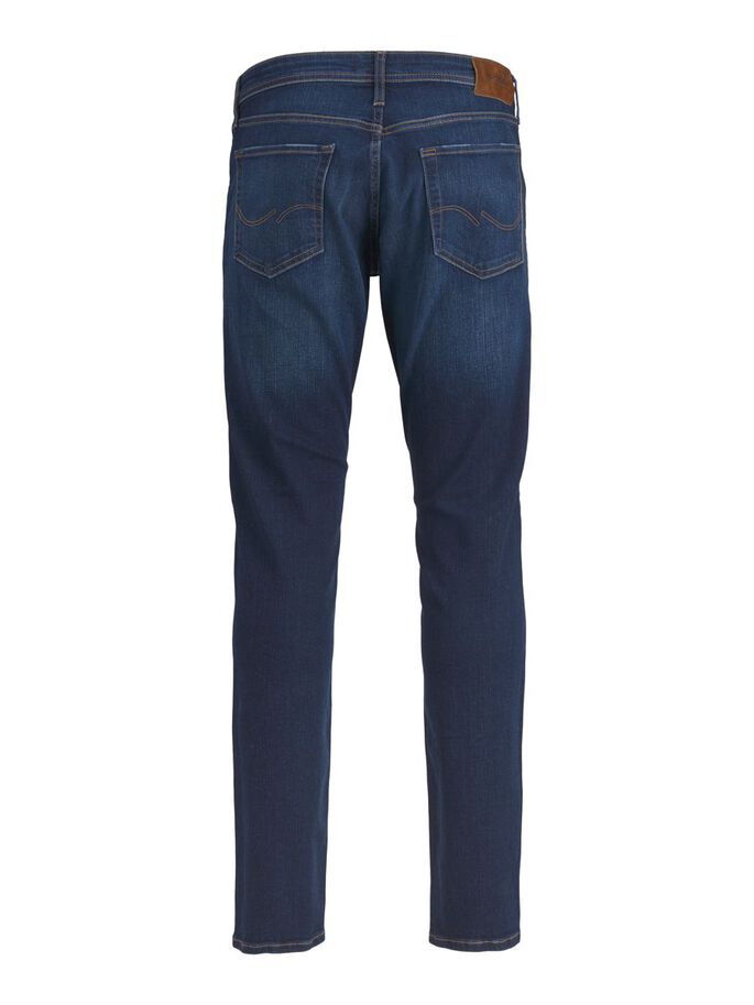 GLENN ORIGINAL CJ 807 JEANS SLIM FIT, Blue Denim, large