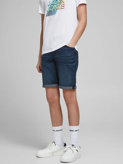 BOYS RICK ICON DENIM SHORTS