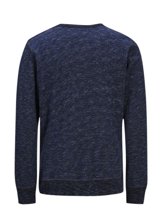 CASUAL SWEATSHIRT, Mood Indigo, large