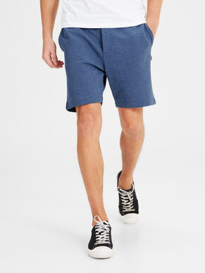 CASUAL SHORTS EN MOLLETON