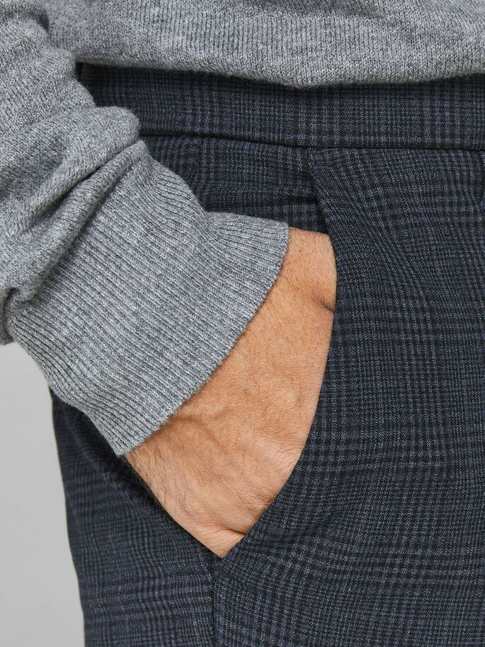 MARCO CONNOR AKM CHINOS, True Navy, large