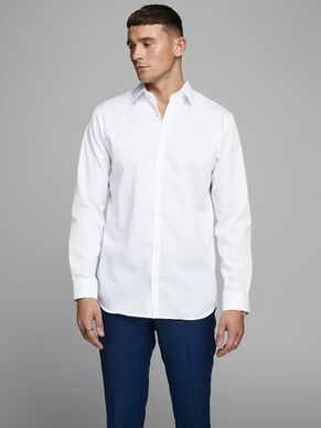Mens Shirts   White Casual   Formal Shirts   JACK   JONES 71bed17315