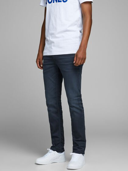 TIM ORIGINAL JJ 130 SLIM/STRAIGHT FIT JEANS