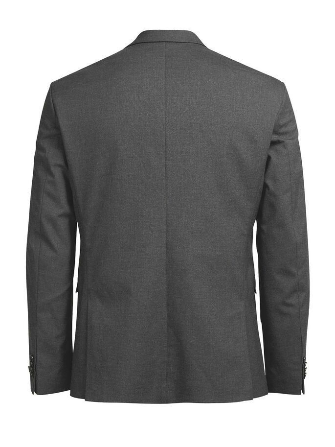 GRIS BLAZER, Dark Grey, large