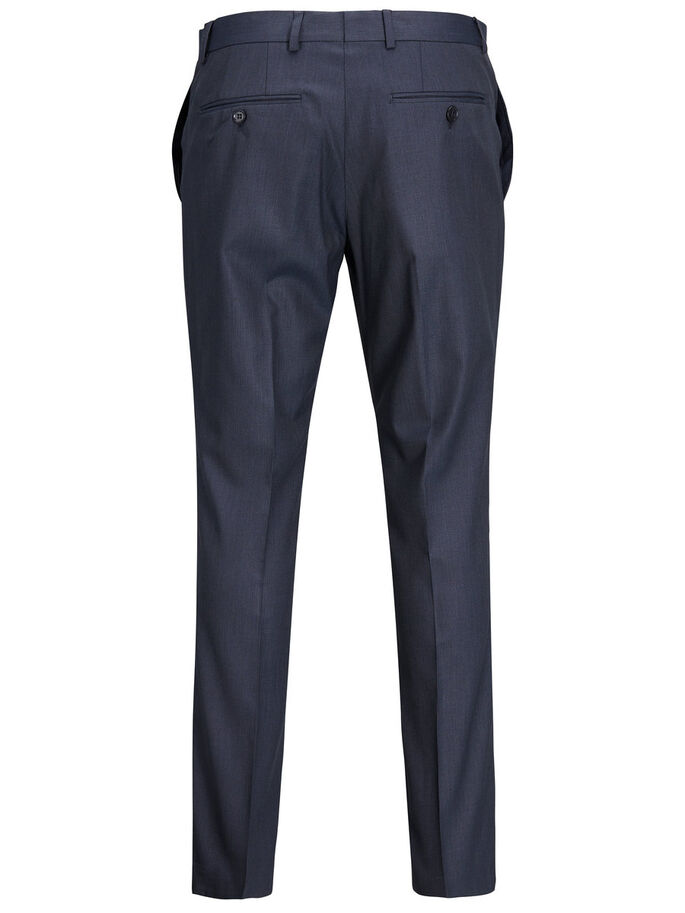 CLASSIC SUIT PANTS, Dark Navy, large