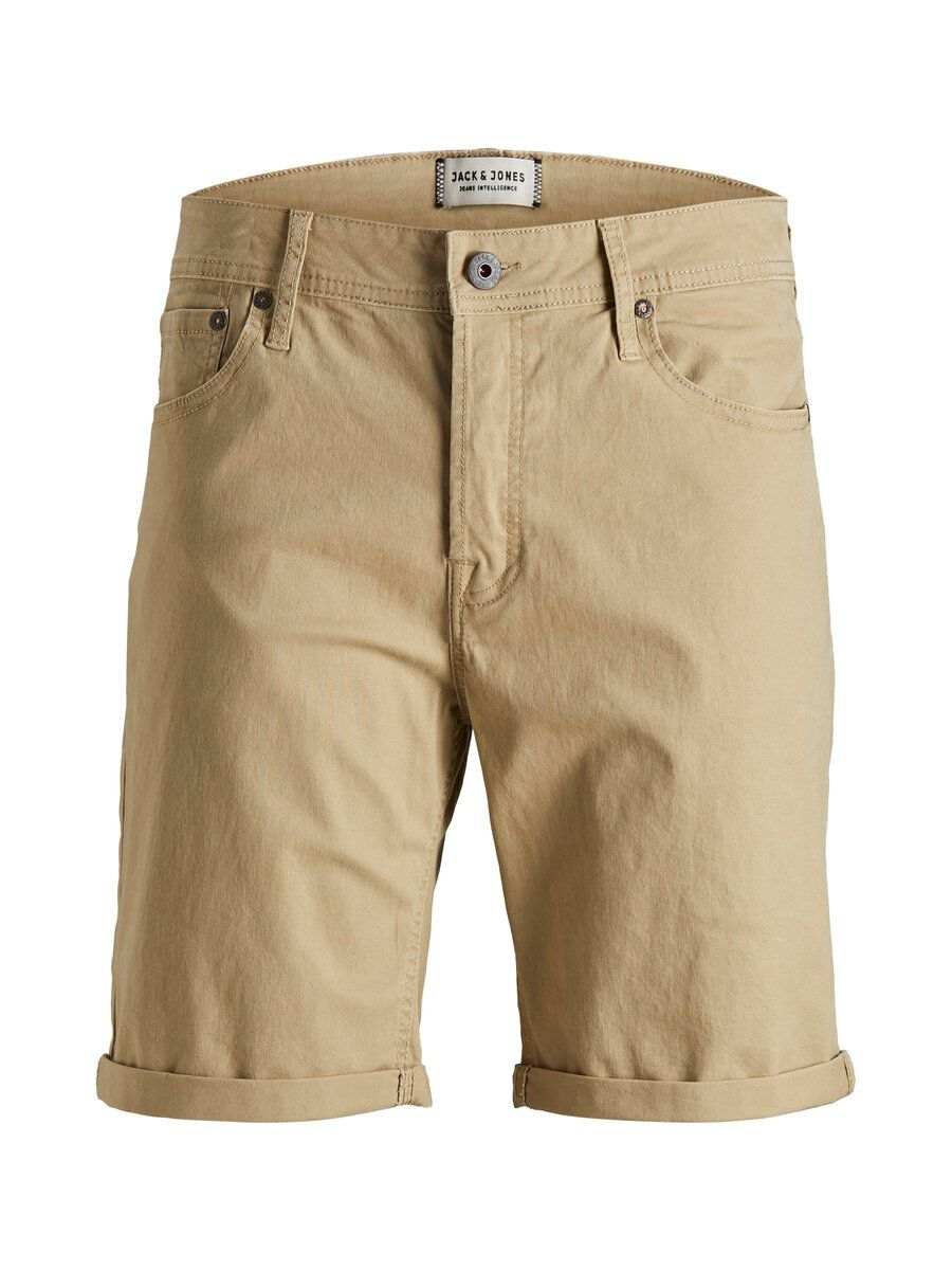 JACK & JONES REGULAR FIT DENIM SHORTS