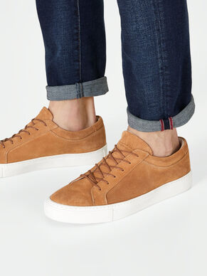 IN PELLE SCAMOSCIATA SNEAKERS