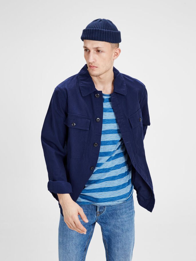 Overshirt jacket | JACK & JONES